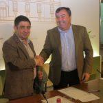 Diputación e Innovarcilla apuestan por el proyecto CINCO