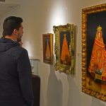 El himno de la Virgen de Zocueca y su imagen, protagonistas en el Museo de la Batalla