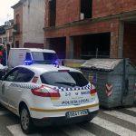 Trasladado al hospital de Jaén con pronóstico reservado tras caer de un andamio en Bailén