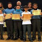 El colegio Sagrado Corazón consigue el Gana puntos con la Educación Vial
