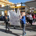 Bailén celebra el Día escolar de la Paz y la no Violencia