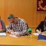 El Ayuntamiento y Asecob estrechan lazos por el comercio