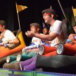 El Rey de la Pista abre el carnaval bailenense