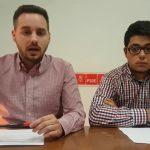 Juventudes Socialistas exigen más dinero en los presupuestos municipales para los jóvenes