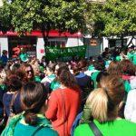 Padres y Madres se movilizan en favor de la Escuela Pública