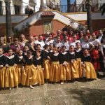Bailén rinde homenaje a María Bellido