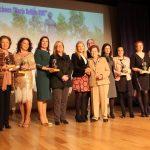 Seis bailenenses reconocidas con los premios María Bellido