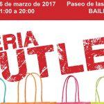 El Paseo de las Palmeras acoge este domingo la I Feria Outlet