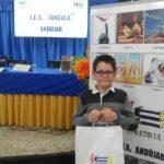Jóvenes bailenenses destacan en los concursos matemáticos provinciales