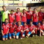Los alevines del Recre viajan hasta Los Carmenes en el Campeonato de Andalucía