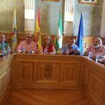 La subdelegada del gobierno participa en la Junta Local de Seguridad Ciudadana
