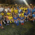 El CD Navas vuelve al 19 de Julio para llevarse la Copa Subdelegada