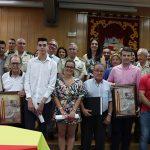 Reconocimientos por su labor en pro de Bailén