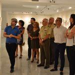 Más de sesenta fotografías muestran en el Museo la vida cotiana en el antiguo Ejército