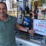 Una administración de loterías aliada con la suerte