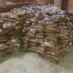 Trece personas investigadas por 900 kilos de tabaco