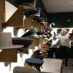 El Museo acoge una colección de prendas de cabezas militares
