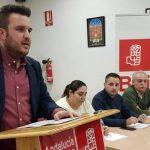 Víctor Abolafia reelegido como Secretario General del PSOE de Bailén