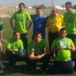 Bailén consigue el campeonato de Andalucía de fútbol y asciende a Primera División