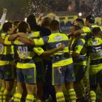 Victoria del Rugby Baécula en su debut en casa