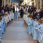 Este jueves sale a la calle la Semana Santa Chica