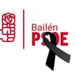 Fallece Pedro Arboledas, cofundador de la agrupación local del PSOE de Bailén