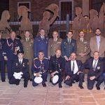Los colectivos Caecilia y General Reding imponen nueve medallas de artillería