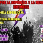IU Y PCE celebran el aniversario de la II República