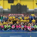 Se presenta la gran familia del Balonmano Bailén