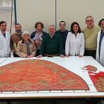 El Instituto Andaluz del Patrimonio Histórico restaurará el manto de la patrona