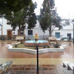 La Plaza del Cantarico protagonista del IX Certamen de Pintura al Aire Libre