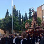 San José Obrero recorre las calles de su barriada
