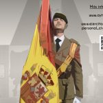 Más de doscientas personas participarán en el acto de jura de bandera