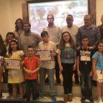Entregados los premios del Certamen de Pintura al Aire Libre