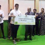 Jesús Moral se alza con el segundo puesto en el Premio Internacional de cocina con Aceite de Oliva