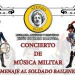 El Ateneo homenajeará el soldado bailenense con un concierto