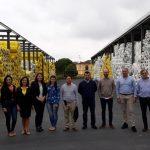 Cerámica Malpesa y La Andaluza participan en un encuentro internacional