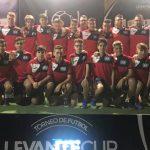 El infantil del Recre finaliza su participación en la Levante Cup