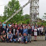 Alumnos de cinco países de Europa visitan el IES Medina Rivilla