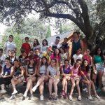 La Garza acoge un encuentro de mediadores de Bailén, Baños de la Encina y Guarromán