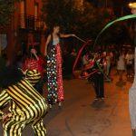 La cabalgata y el toro de fuego ponen el fin de Fiestas