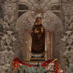 Restaurada la imagen de la Virgen de Zocueca que preside el Santuario del Rumblar