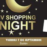 Esta noche se celebra la cuarta edición de la Shopping Night