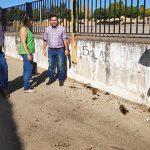 El PSOE denuncia el estado de diferentes zonas de la localidad