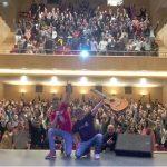 Andalucía Comedy hará parada este sábado en Bailén