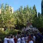 Juventudes Socialistas muestran su preocupación por la poca afluencia de jóvenes en la romería