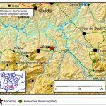 Un terremoto con epicentro en Jódar se deja notar en Bailén