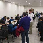 90 ajedrecistas se dan cita en Bailén