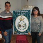 El grupo parroquial de San José Obrero estrena escudo