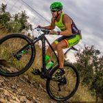 Antonio Campos consigue un tercer puesto en el Circuito Provincial de Duatlón Cross